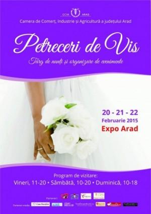 www.ghidulnuntii.com - Petreceri de Vis Arad 2015