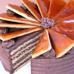 Tortul Dobos - cu aroma de ...istorie