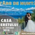 Targ de nunta: Planifica-ti nunta intr-o zi - 2018
